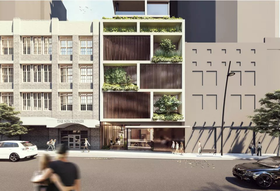 Plans Lodged for Ann Street Apartment Tower 2