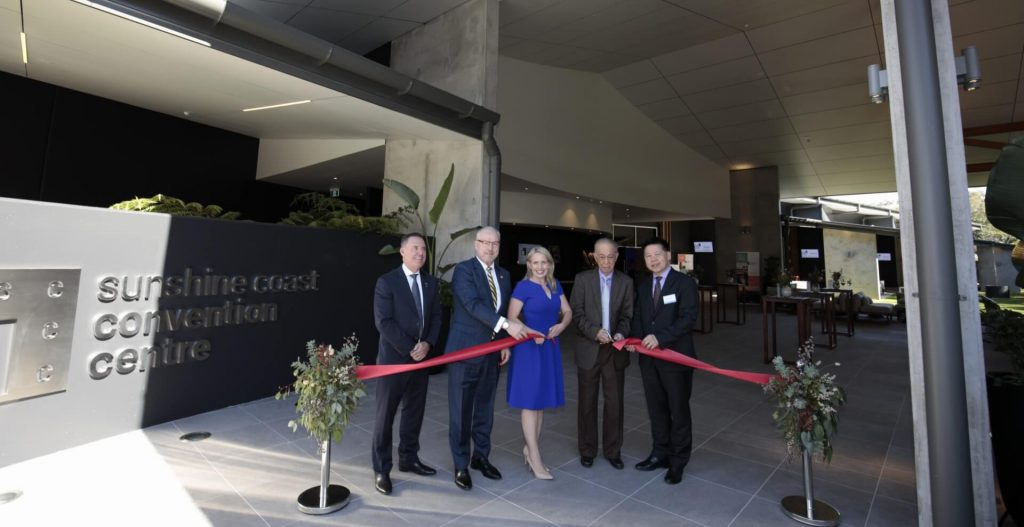 Sunshine Coast Convention Centre opens at Novotel Twin Waters Resort 1