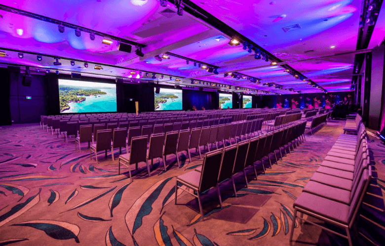Sunshine Coast Convention Centre opens at Novotel Twin Waters Resort
