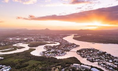 The booming property hotspots which have defied the housing downturn - and it's good news for homeowners living in Queensland