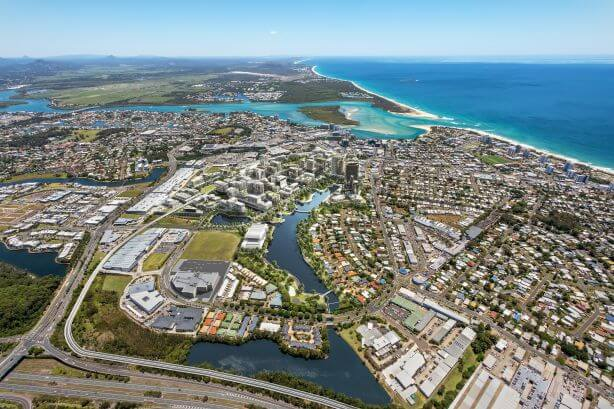 The making of Maroochydore Why this part of the Sunshine Coast should be on your radar 4
