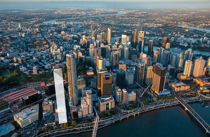 Cbus-Property-Plans-600m-North-Quay-Tower