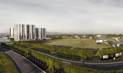 Gold Coast development Sunland files revamped The Lanes Residences development application