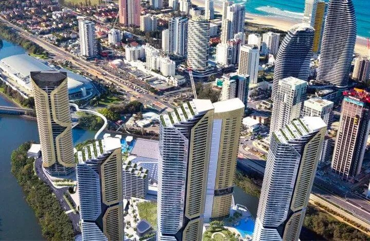 Star Launches Skyscraper at $2bn Broadbeach Masterplan 2
