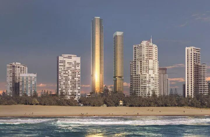 Star Launches Skyscraper at $2bn Broadbeach Masterplan