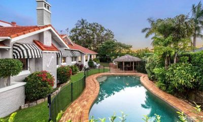 Brisbane auctions Gorgeous 1930s Clayfield house sells under the hammer for $2.8 million