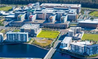Rare Corner Block Site in Sunshine Coast Health Hub Hits the Market