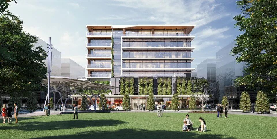 Sunshine Coast's New CBD Welcomes First Commercial Tenants 2