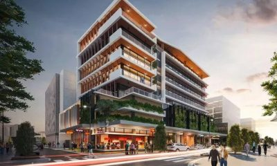 Sunshine Coast's New CBD Welcomes First Commercial Tenants