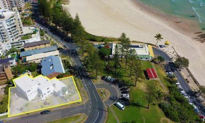 Beachfront Development Site Hits the Market