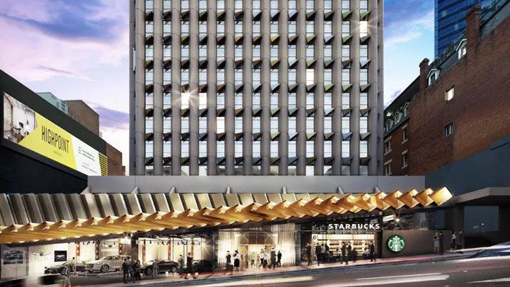 Brisbane CBD Tower Approved for $25m 'Repositioning Play' 1