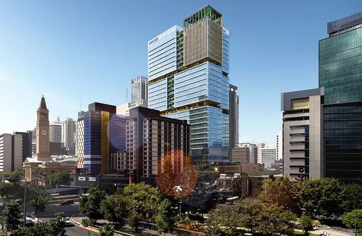 Mirvac Continues Office Push with Brisbane's 'Healthiest' Tower