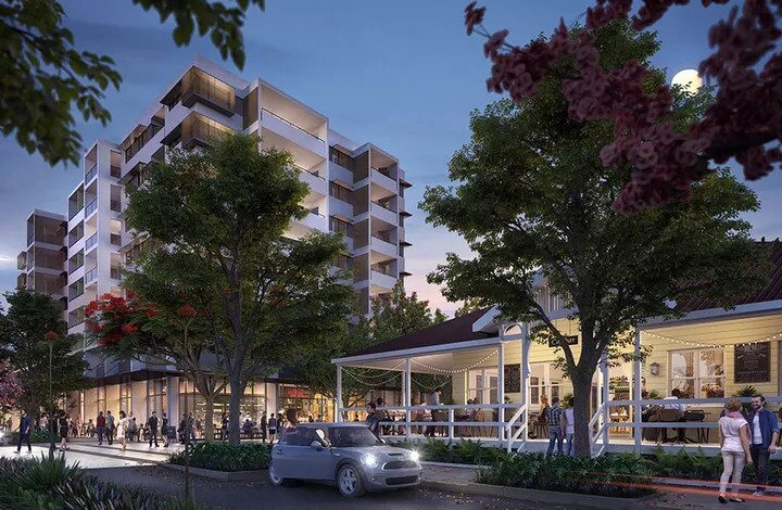 Yeerongpilly Green Urban Renewal Ramps Up