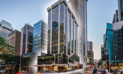 Activity ramps up in Brisbane's Golden Triangle