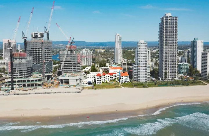 Developer Pulls Together Monster Surfers Paradise Site