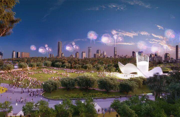First Images Brisbane's Victoria Park Vision 5