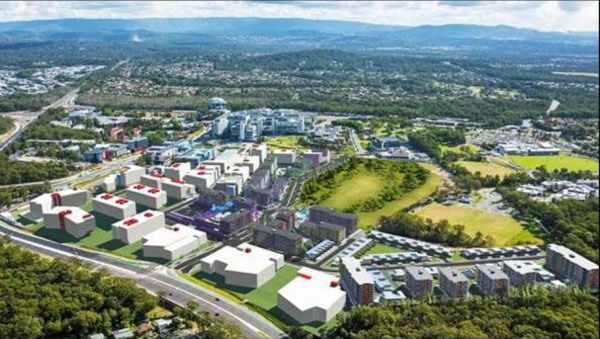 Government Lists 9.5ha Site in Gold Coast Health and Knowledge Precinct 1