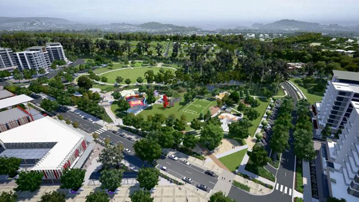 Peet Wins Approval for 1700 Lots in Logan Satellite City 1