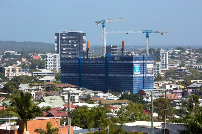 Brisbane rents Landlords in 'rosier position' as unit oversupply eases