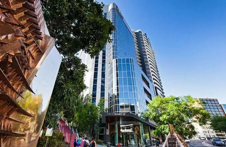 Hines Makes $40m Windfall on Brisbane Office Asset