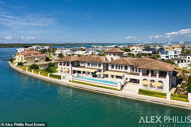How an engineer snapped up a property for $5.3M five years ago and now plans to sell the mega-mansion with a 500 per cent profit 5