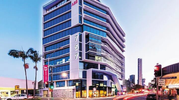 Investec Lists Fortitude Valley Office Tower 1