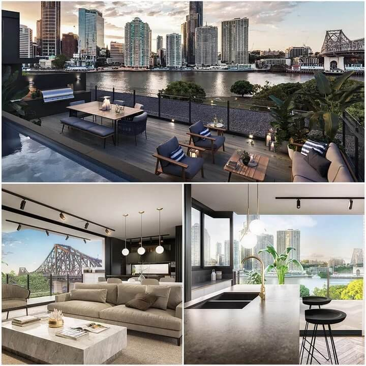 Plans Unveiled for $30m Kangaroo Point Residential Project 2