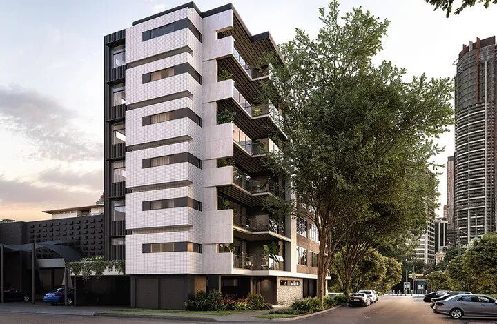 Plans Unveiled for $30m Kangaroo Point Residential Project