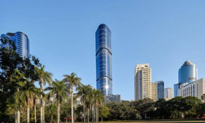 'Best views in Brisbane' Horizon Collection, the luxe apartments atop Brisbane's tallest building