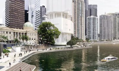 Brisbane Plans CBD Riverfront Renewal