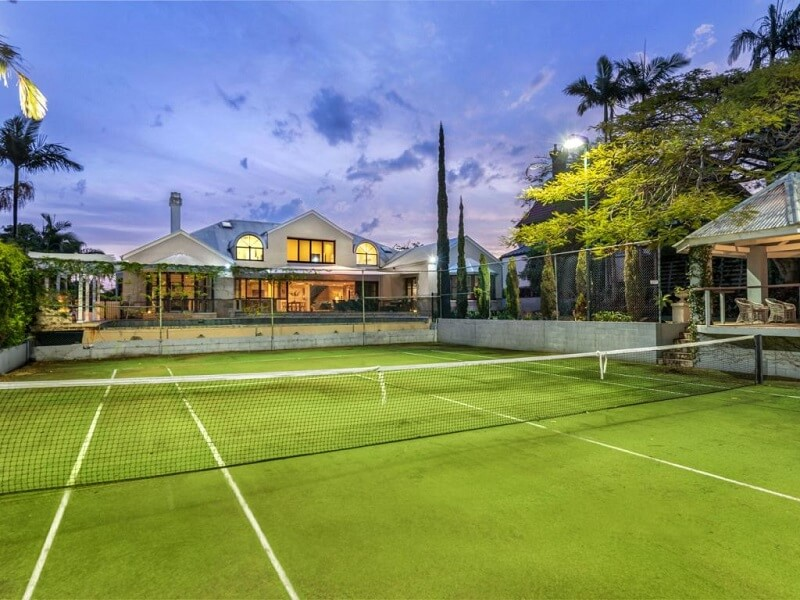 Massive Clayfield estate sells for $4.1 million at Brisbane auctions 1