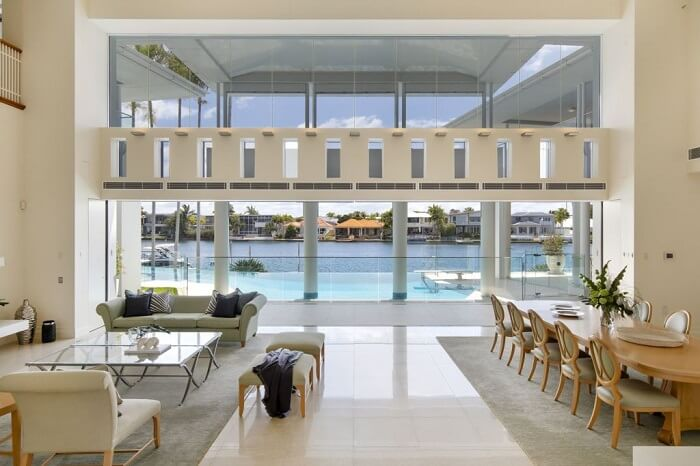 Perfect party pad Ultimate Noosa Waters entertainer, complete with nightclub, up for sale 2