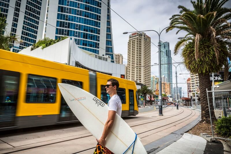 Retail at southern end of Gold Coast set to soar following new light rail extension 1