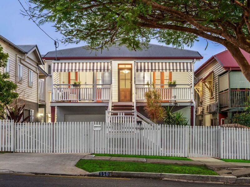 The Brisbane suburbs where house prices are higher than last year 1