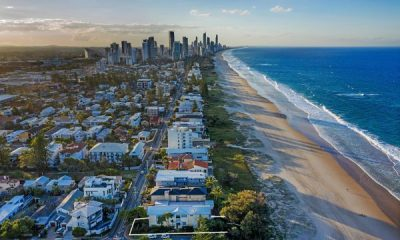 The Gold Coast suburbs posting double-digit price growth