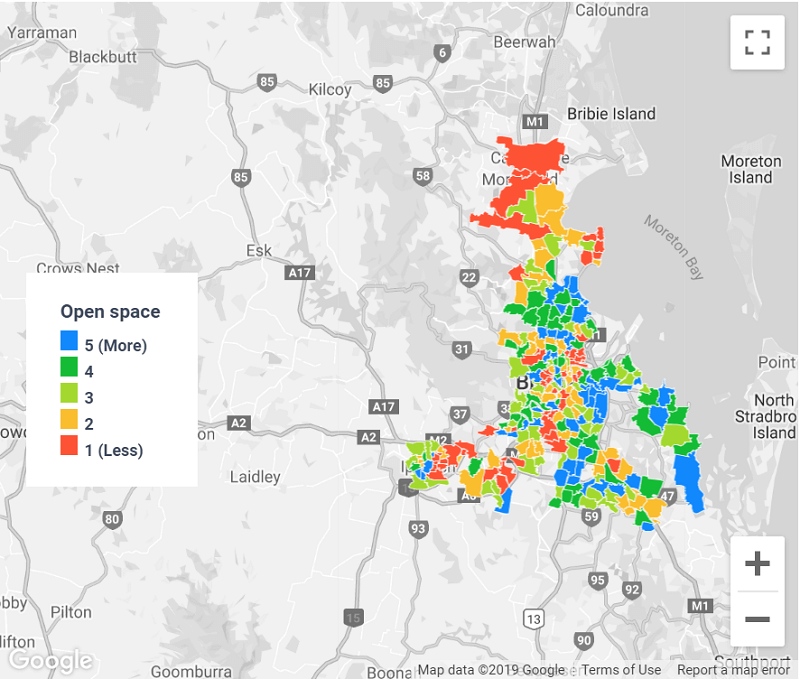 The most liveable suburbs in Brisbane if you have a young family..