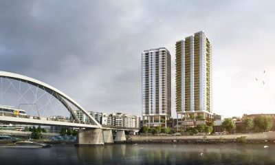 Approval lodged for a $200 million mixed-use development in Brisbane (1)