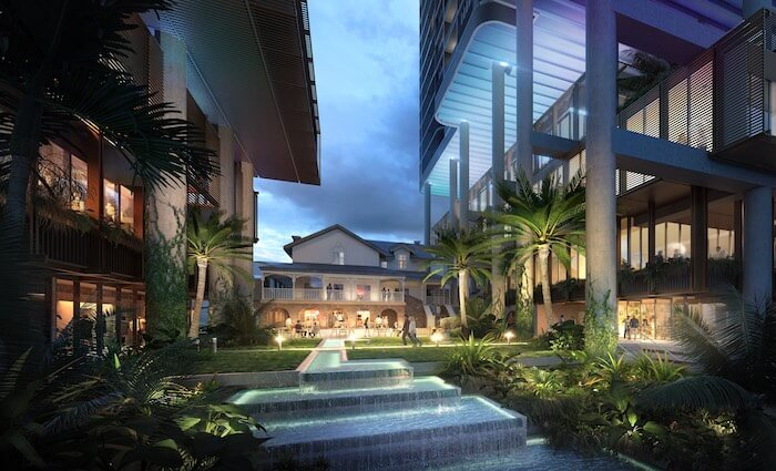 Approval lodged for a $200 million mixed-use development in Brisbane (2)