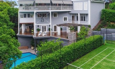 Grand Slam is home to hot property as tennis courts generate huge demand