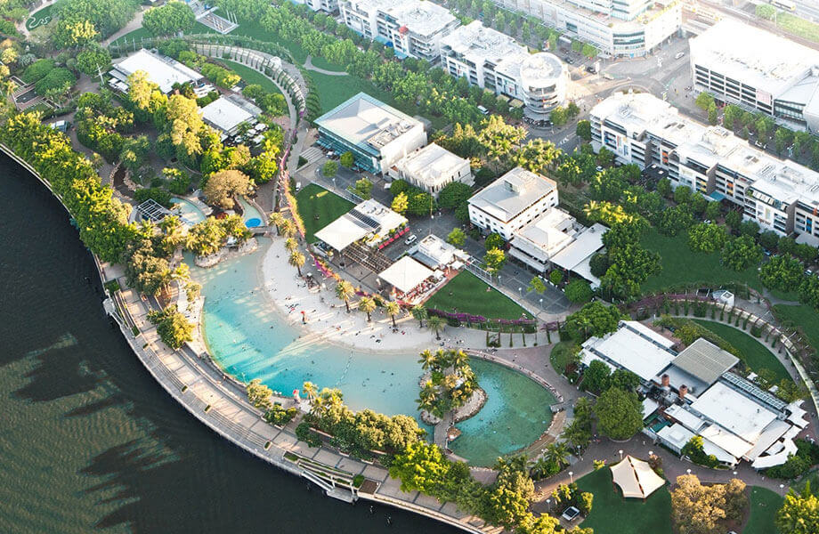 Brisbane's South Bank 2050 Masterplan Team Announced