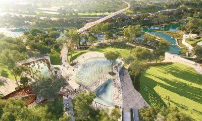 Brisbane's 'Central Park' Masterplan Revealed (1)