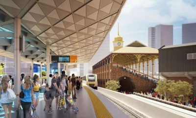 Construction on Cross River Rail Hits Milestone