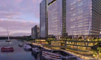Dexus Moves Ahead on $2.1bn Eagle Street Pier Revamp