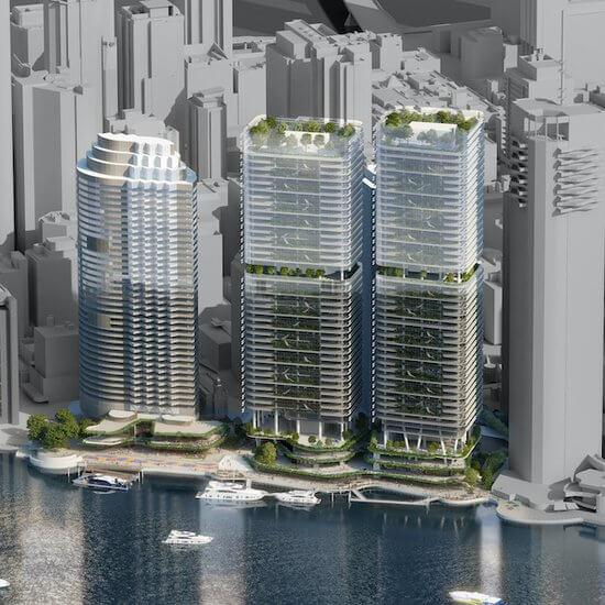 Dexus secures $2.1 billion redevelopment of Brisbane's Eagle Street pier (1)