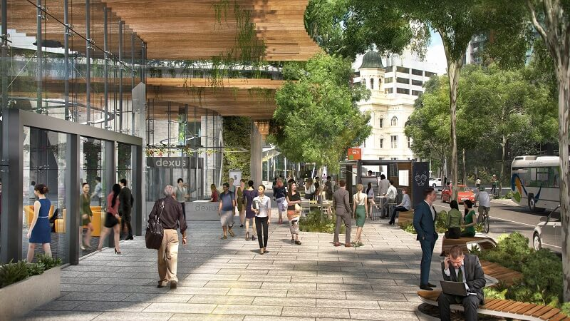 Dexus secures $2.1 billion redevelopment of Brisbane's Eagle Street pier (2)