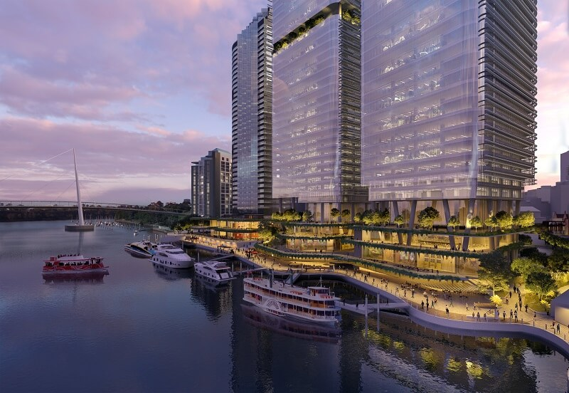 Dexus secures $2.1 billion redevelopment of Brisbane's Eagle Street pier (4)
