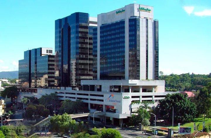 Brisbane's Largest Demolition Commences (1)