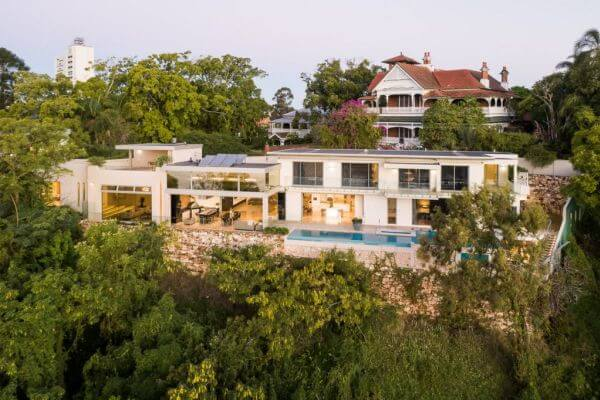 Brisbane's most expensive house has sold again in another secret deal (1)