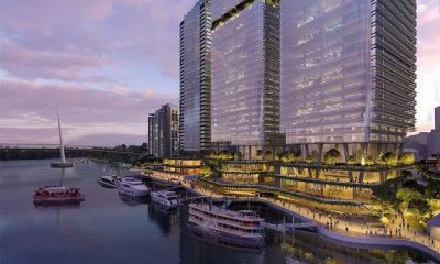 Dexus Boosts 'City-Shaping' Commercial Development Pipeline (1)