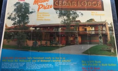 "Welcome to ""Cedar Lodge"" Mater Prize Home"